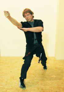 Kali Training in Berlin - Tom Esser